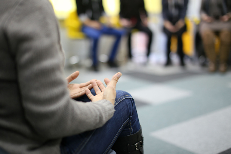 Group Therapy Counselling in Rugby
